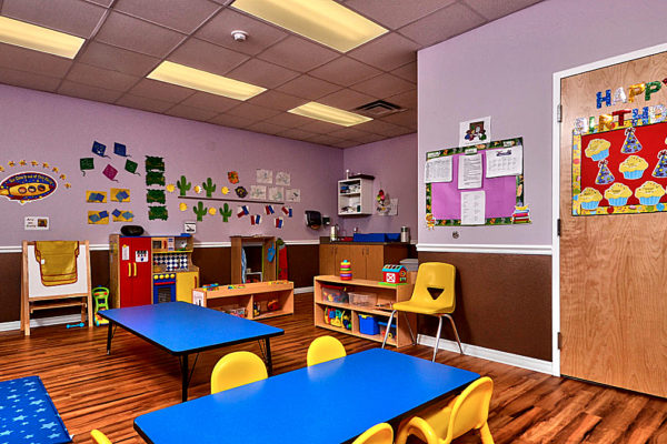 St Pete Ped Day School ClassRoom 01