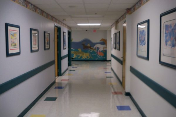 All Children's Hallway