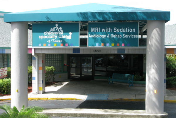 All Childrens MRI with Sedation