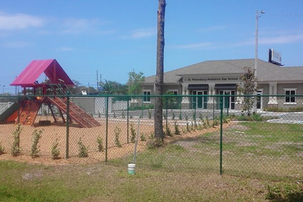 Park Blvd. Day School Play Ground