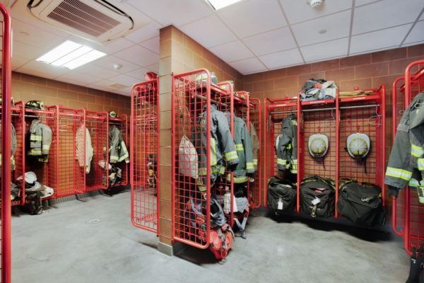 Fire Station 7 Equipment