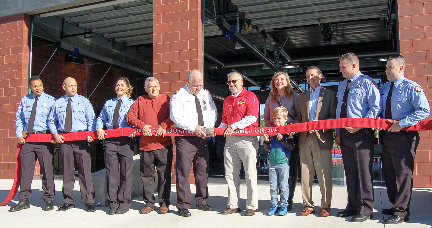 Ribbon Cutting Image 1