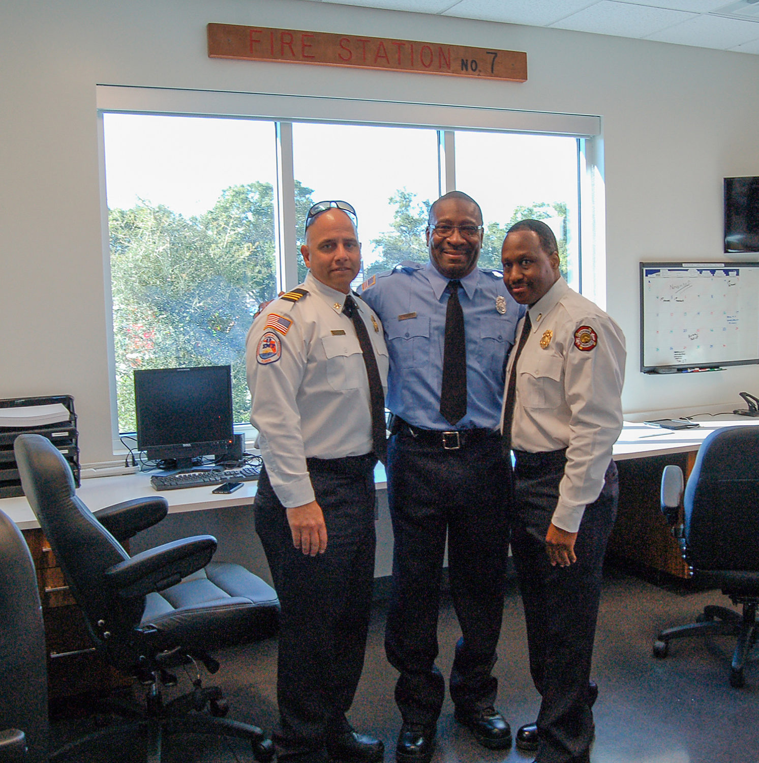 Fire Station Staff