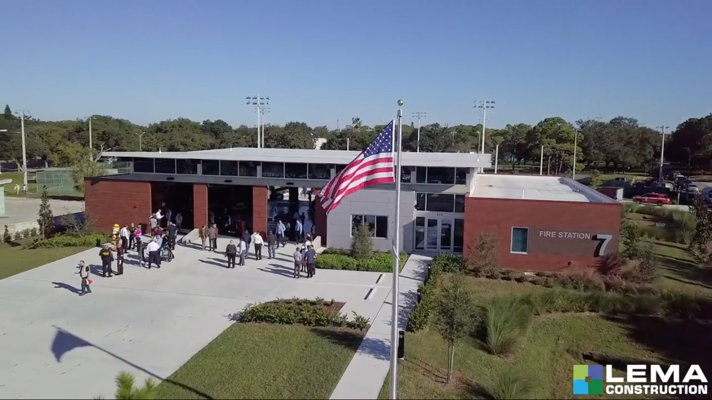 Fossil Park Fire Station 7 Grand Opening