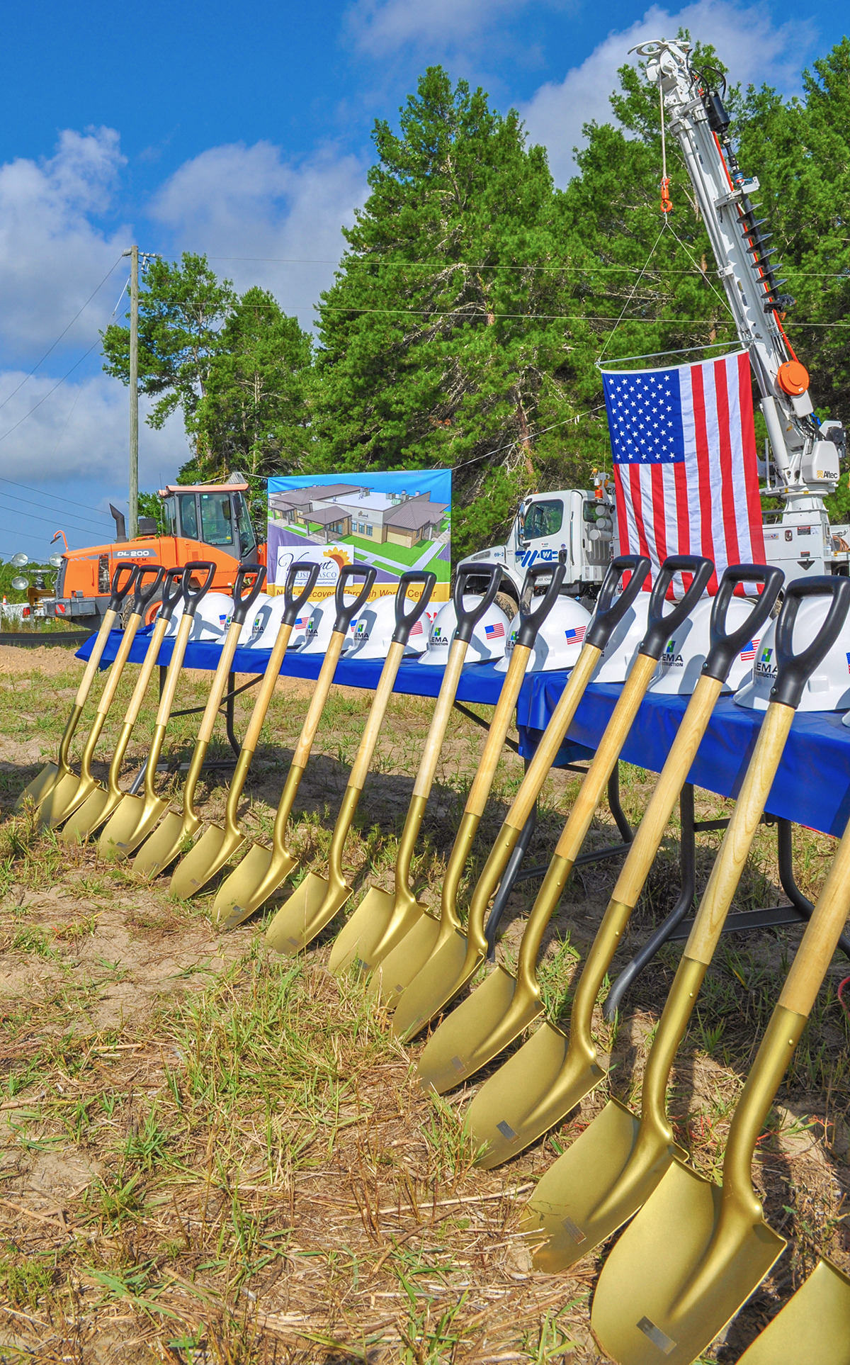 Groundbreaking Kicks Off Vincent House – PASCO!
