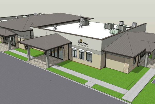 Vincent House Pasco Rendering