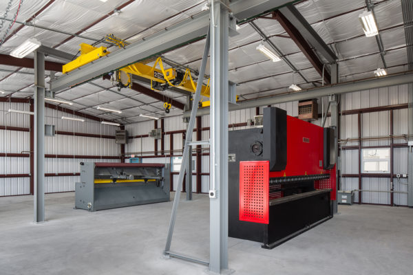 City Of Tampa Solid Waste Building Interior Lift