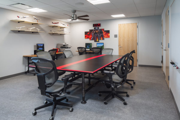 SMA Fire Station Conference Room