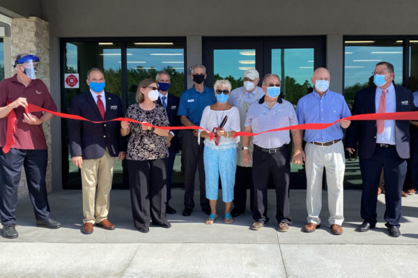 Withlachoochee Ribbon Cutting