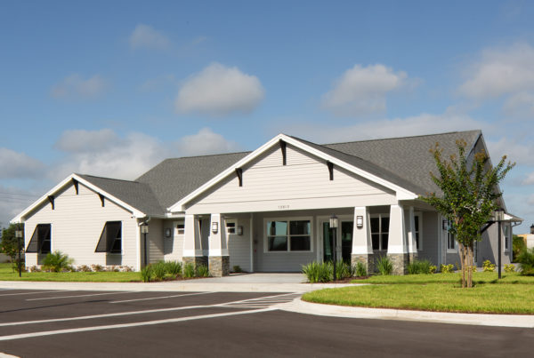 Summerfield Clubhouse Front